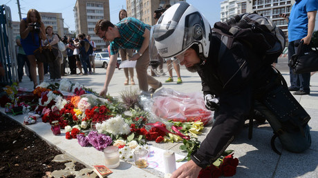 'Grief has no nationality': Russians pay tribute to Nice attack victims (PHOTOS)