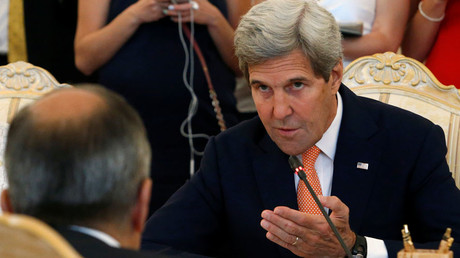 With Washington's Syria policy in disarray, Kerry goes to Moscow...again