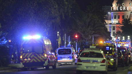 Islamic State claims responsibility for truck attack in Nice