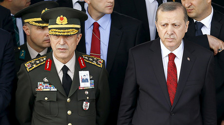 'Gift from God': Erdogan sees coup as 'chance to cleanse military' while PM mulls death penalty