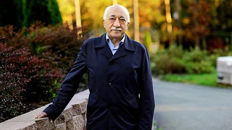 Islamic preacher Fethullah Gulen © Selahattin Sevi