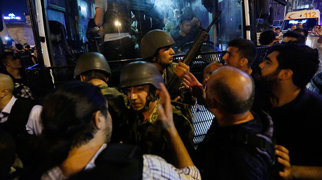 Turkish soldiers thought coup was military 'exercise'