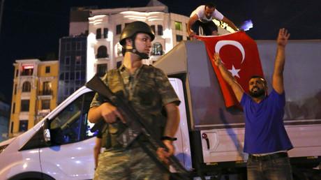 Coup prevented, organizers arrested, situation under control – Turkish officials