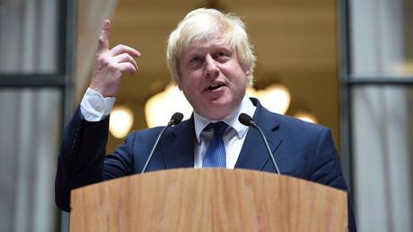 He backed Brexit, but Boris Johnson still tells EU chiefs UK won't abandon Europe