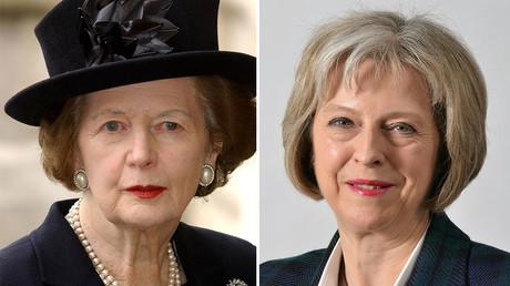 Theresa May is no Iron Lady