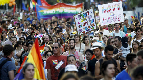 Heightened security at Jerusalem gay pride parade 1yr after stabbing attacks
