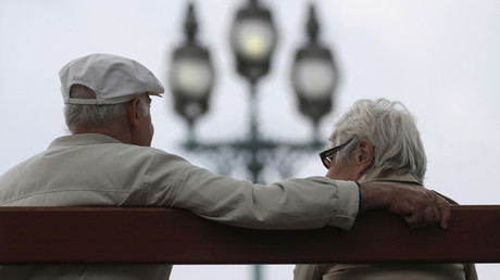 British pensioners flock to London suburbs for public sex parties