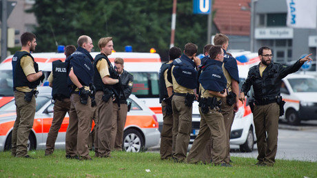 Terrorized state: The week of attacks that shocked Germany (PHOTOS)