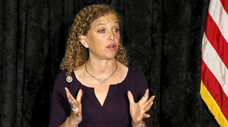 U.S. Rep. Debbie Wasserman Schultz. © Joe Skipper