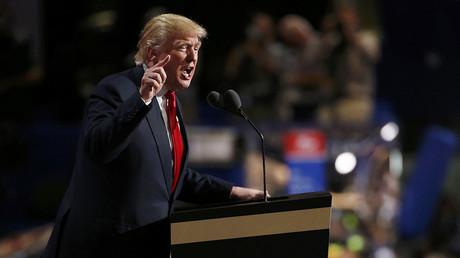 Republican U.S. presidential nominee Donald Trump © Mario Anzuoni