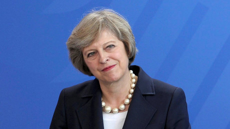 May scraps 'minister for Syrian refugees' role invented by Cameron
