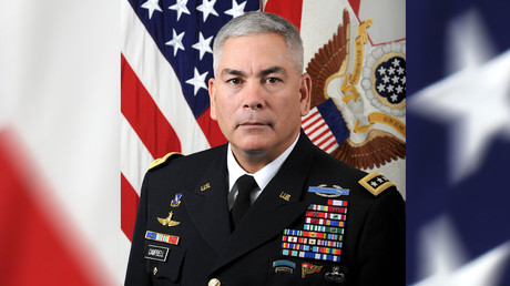 34th Vice Chief of Staff of the United States Army, General John F. Campbell. © U. S. Army