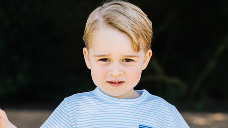 Prince George © Matt Porteous