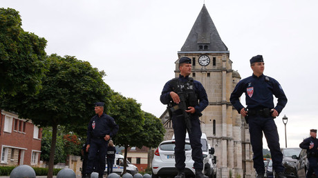 Churches told to bolster security after ISIS murder of Normandy priest
