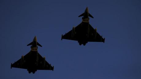 RAF Typhoons © Russell Cheyne