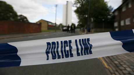 Gunman in standoff with armed police in Surrey, southern England - reports