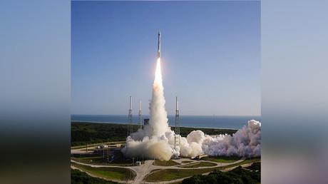 US spy satellite blasts off on Atlas V rocket for secret mission (VIDEOS, PHOTOS)