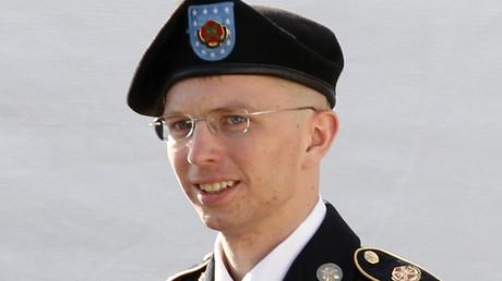 U.S. soldier Chelsea Manning © Jim Tanner