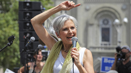 'US foreign policy is a marketing strategy for selling weapons' – Jill Stein
