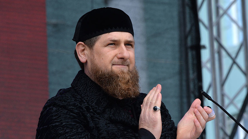 Kadyrov officially enters race for Chechen leader post