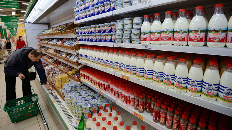 Russian market for goods from Ukraine shrinking