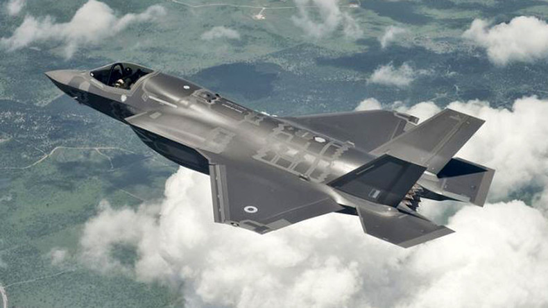 US test restrictions add to woes for UK's new F-35 jets