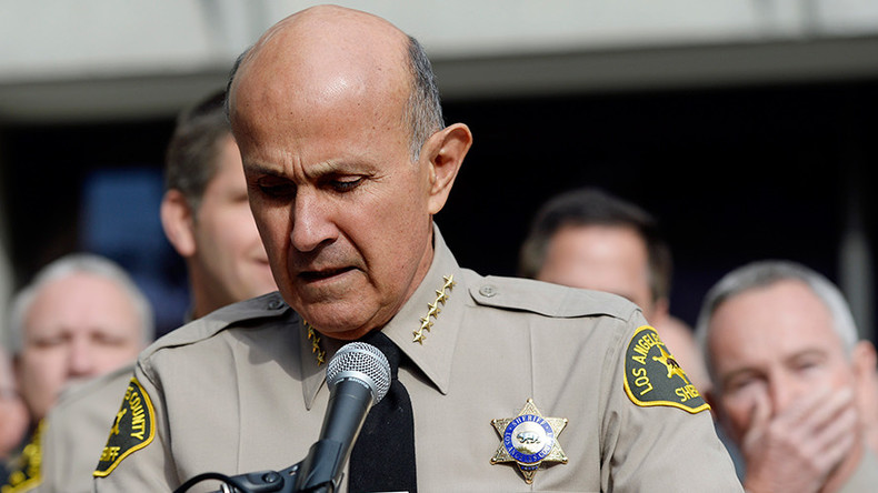 LA ex-sheriff faces trial over lying to FBI during inmate abuse probe