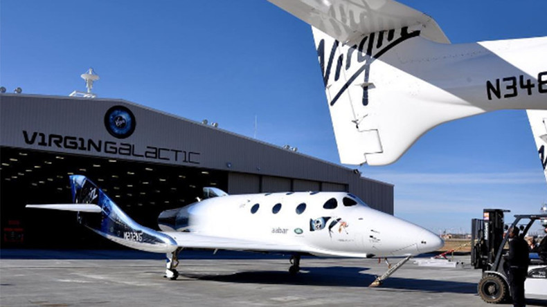 SpaceShipTwo suborbital plane gets FAA license after fatal 2014 crash