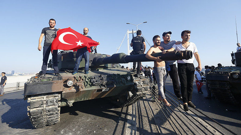 British MP financed by group linked to failed Turkey coup