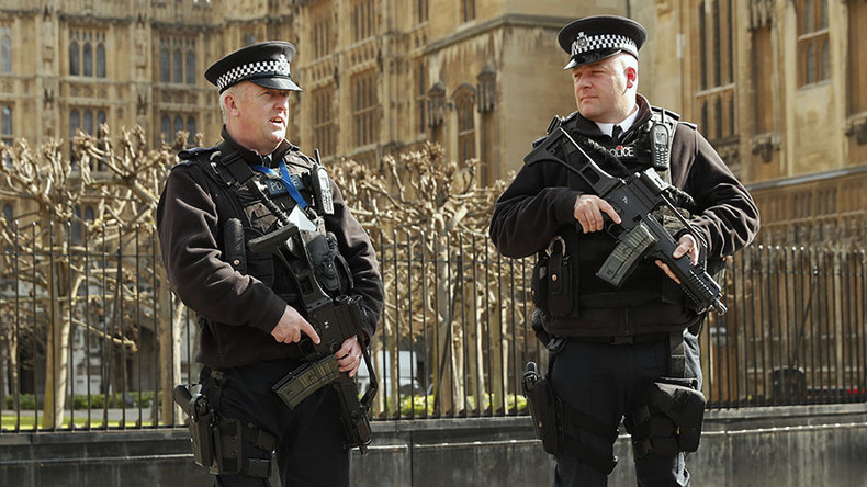 Anti-terror cops on permanent alert for France-style attacks in UK
