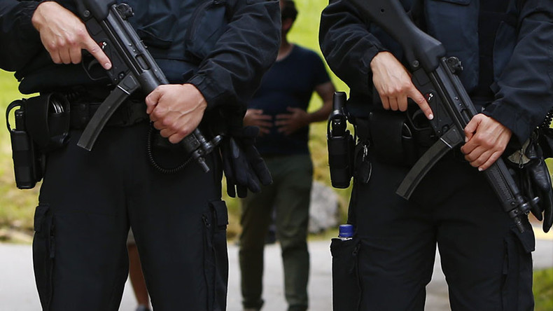 Terrorism fears prompt private security boom in Germany