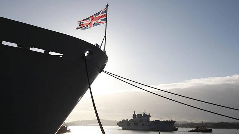 Send Royal Navy to guard Gibraltar during Brexit talks, says MoD adviser