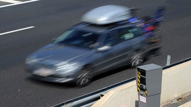 French prisoner loses license & bombarded with fines after cops take car for a ride