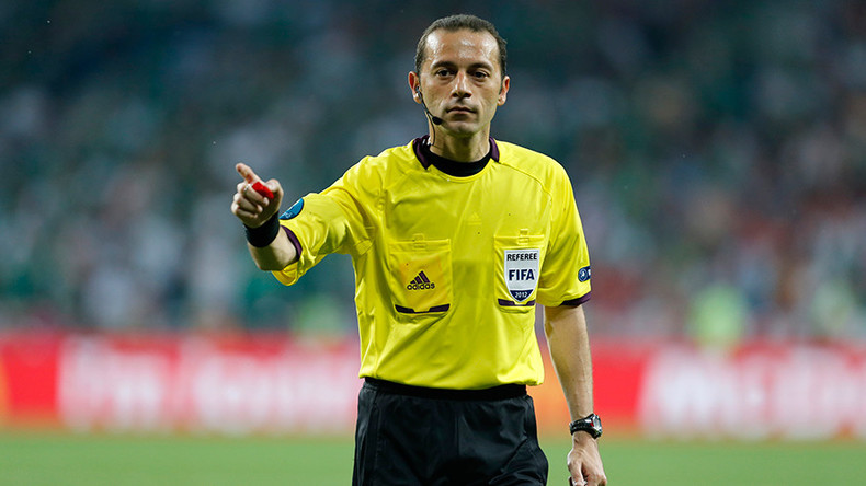 Foul play: Twitter baffled by sacking of soccer referees following Turkish coup