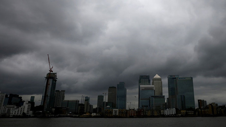 UK 'sailing blindly' into financial meltdown bigger than 2008, think tank warns