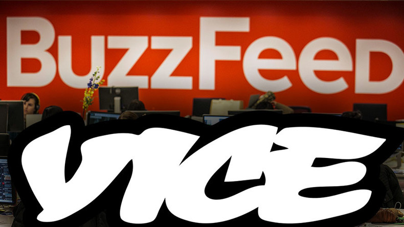 'Vice, Buzzfeed not legitimate news organizations' - CNN president