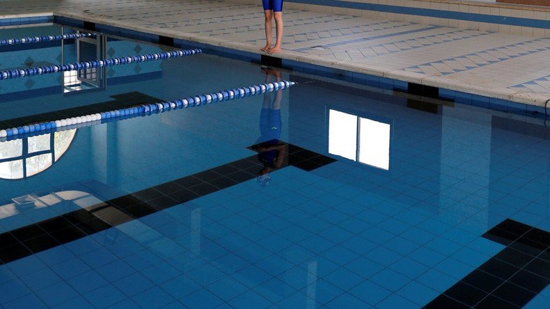 PC pool? Luton sports centre accused of discrimination after introducing 'men only' swimming