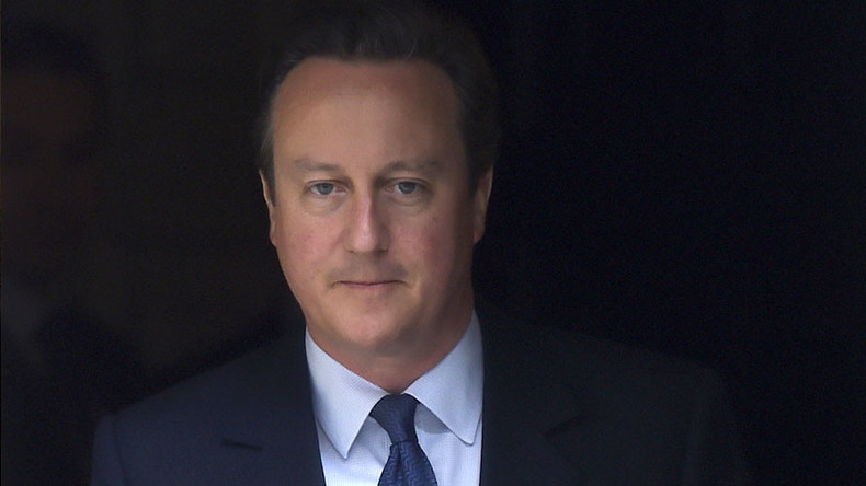Cameron 'cronyism' symptomatic of Britain's 'corrupt & decaying democracy' – former adviser
