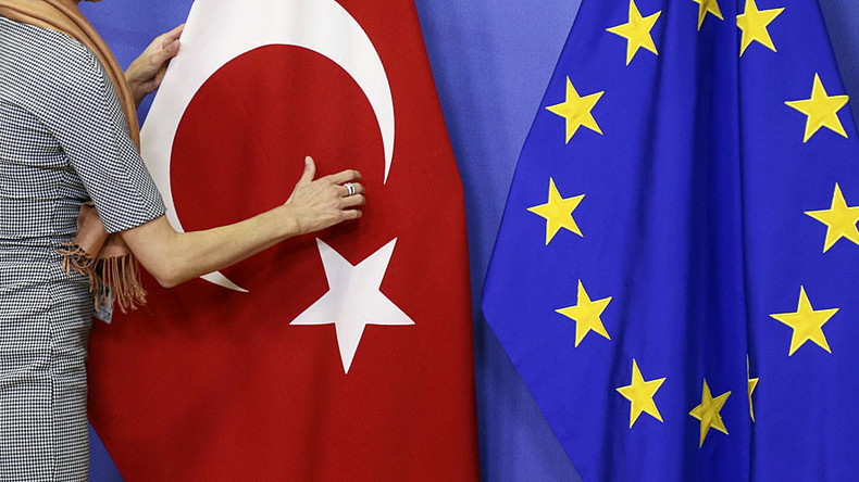 'Negotiations are fiction': Austria & Turkey in EU membership spat