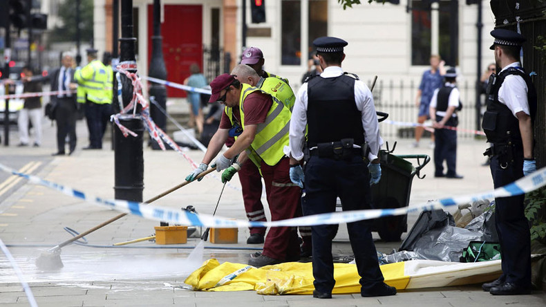 American woman killed in London mass stabbing