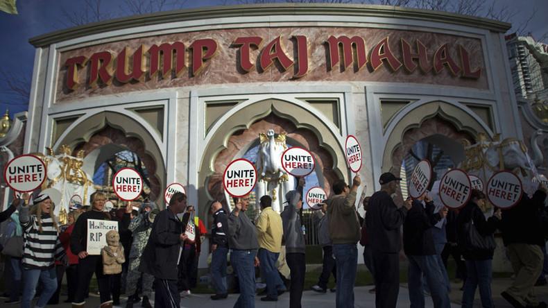 Trump Taj Mahal casino closing after years of losses