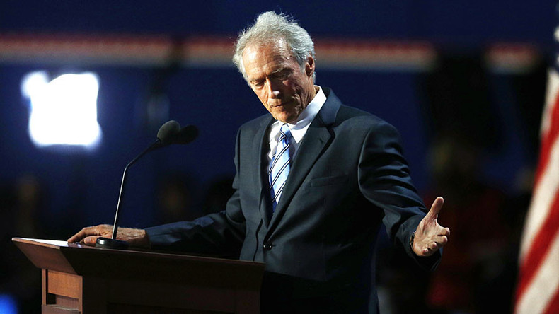 'Just f**king get over it': Clint Eastwood tells 'kiss-ass generation' to give Trump a break