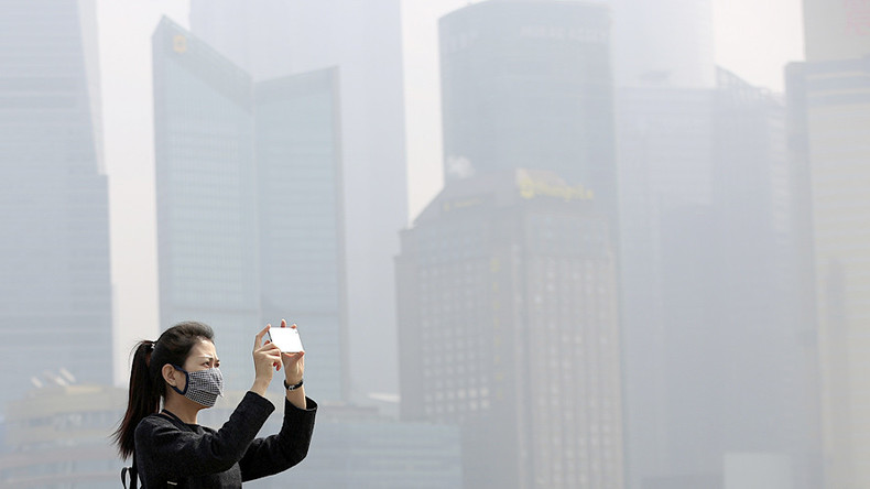 China may increase gas imports 500% by 2030, striving to cut emissions