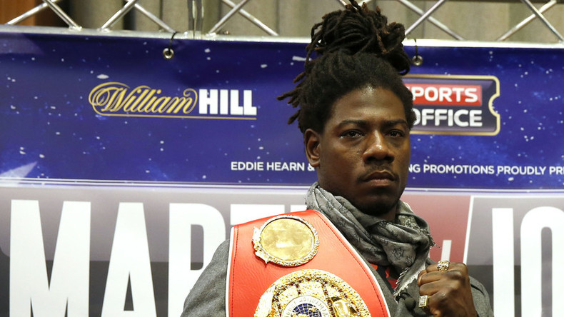 Former heavyweight boxing champion Charles Martin shot in Los Angeles