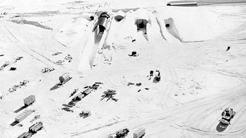 Danger: Radioactive Cold War stash & Greenland's melting ice-sheet