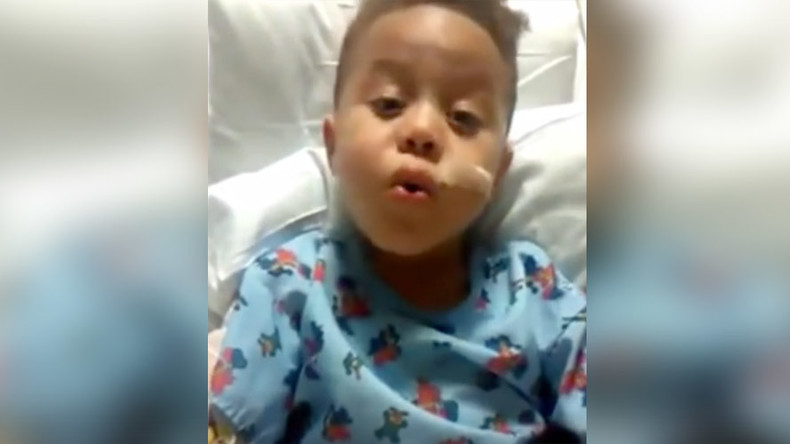 Police confirm Korryn Gaines' 5-yo son's claim: He was shot by police