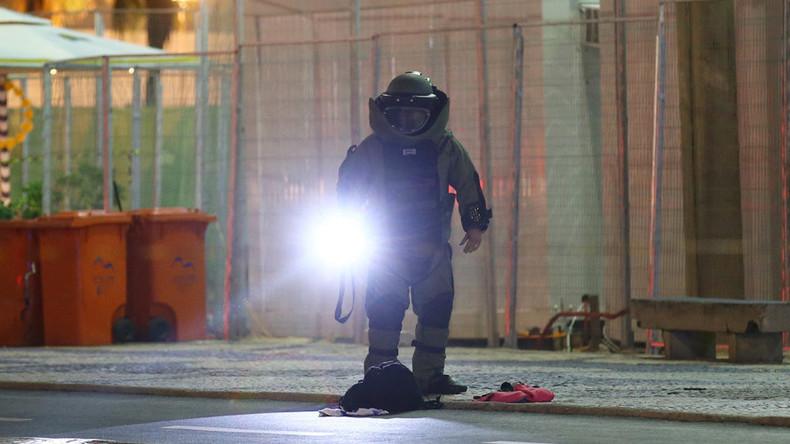 Bomb scare brings chaos to Copacabana amid Rio Olympics opening ceremony (PHOTOS)