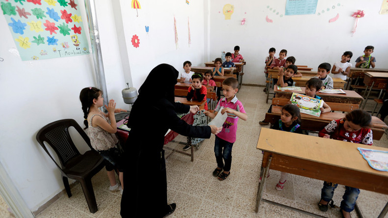 Books not bombs: Syria's future depends on getting its children back in the classroom