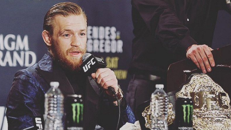 McGregor says he will knock Nate Diaz out in UFC 202 second round