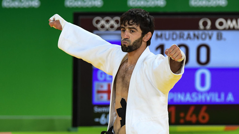 Off the mark: Judo brings Russia first gold at Rio Olympics